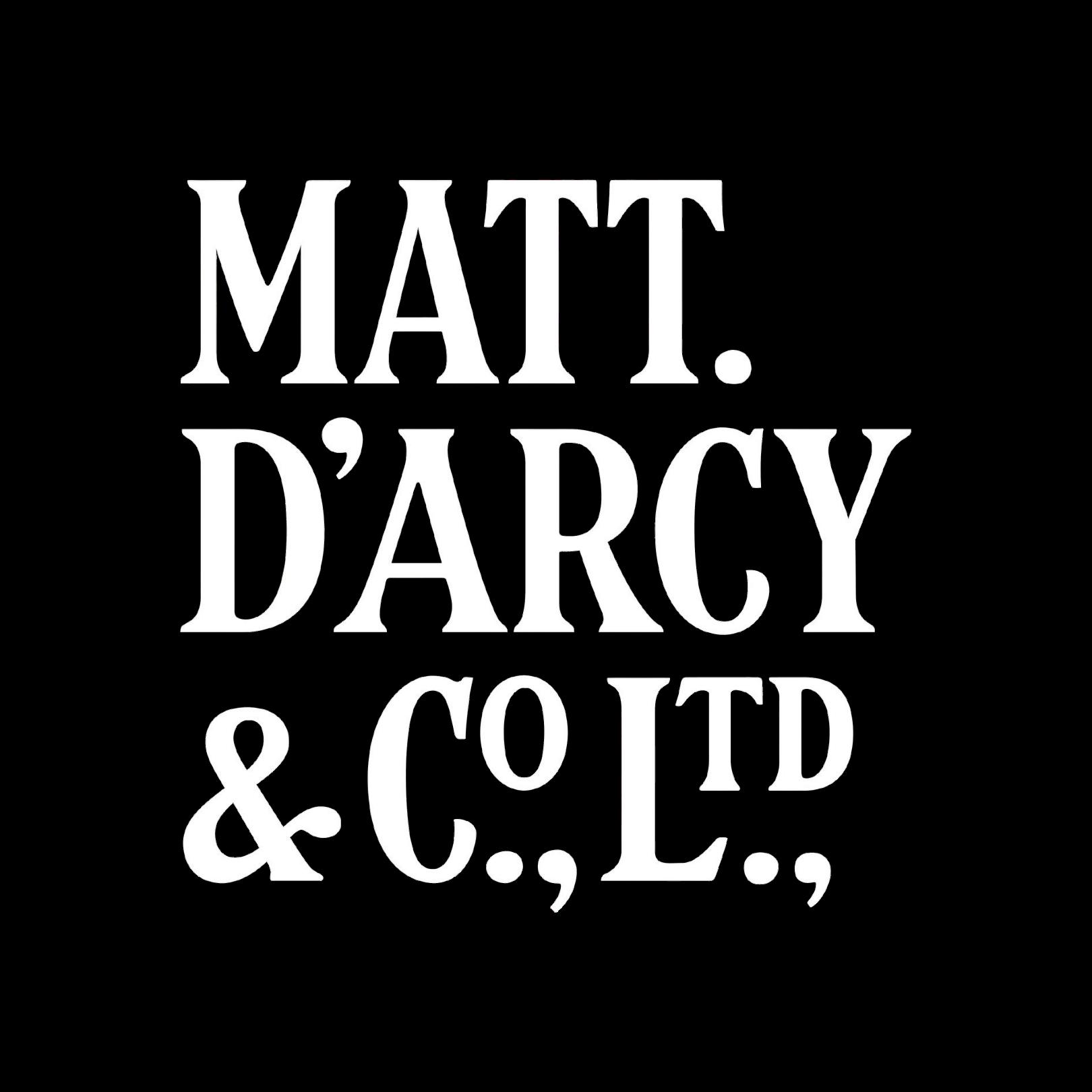 Matt D'Arcy Irish Whiskey