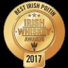 Best Irish Poitin 2017 Award Medal