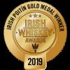 Irish Whiskey Awards Best Poitin Gold Medal 2019