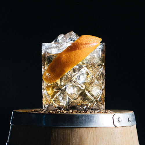 Old Fashioned 1808