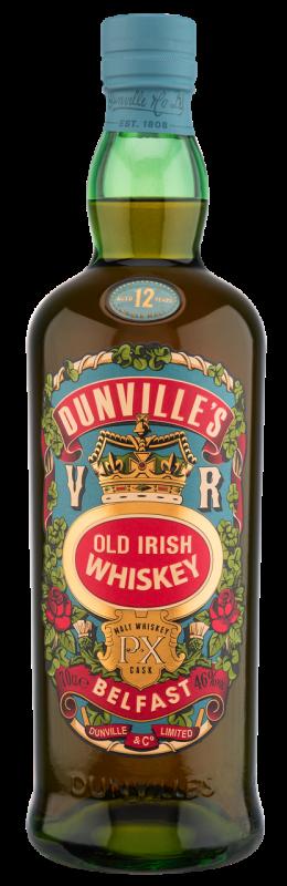 Dunvilles bottle
