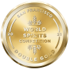 San Francisco World Spirits Competition 2021 Double Gold