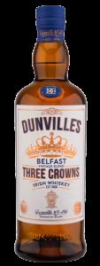 Dunville's Three Crowns Irish Whiskey