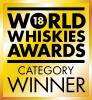 World Whiskey Awards 2018 Category Winner logo