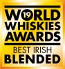 World Whiskies Awards Best Irish Blended Whiskey logo