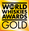 World Whiskies Awards 2020 Gold Medal