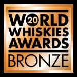 World Whiskies Awards 2020 Bronze award logo