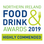 Northern Ireland Food And Drink Awards 2019 logo
