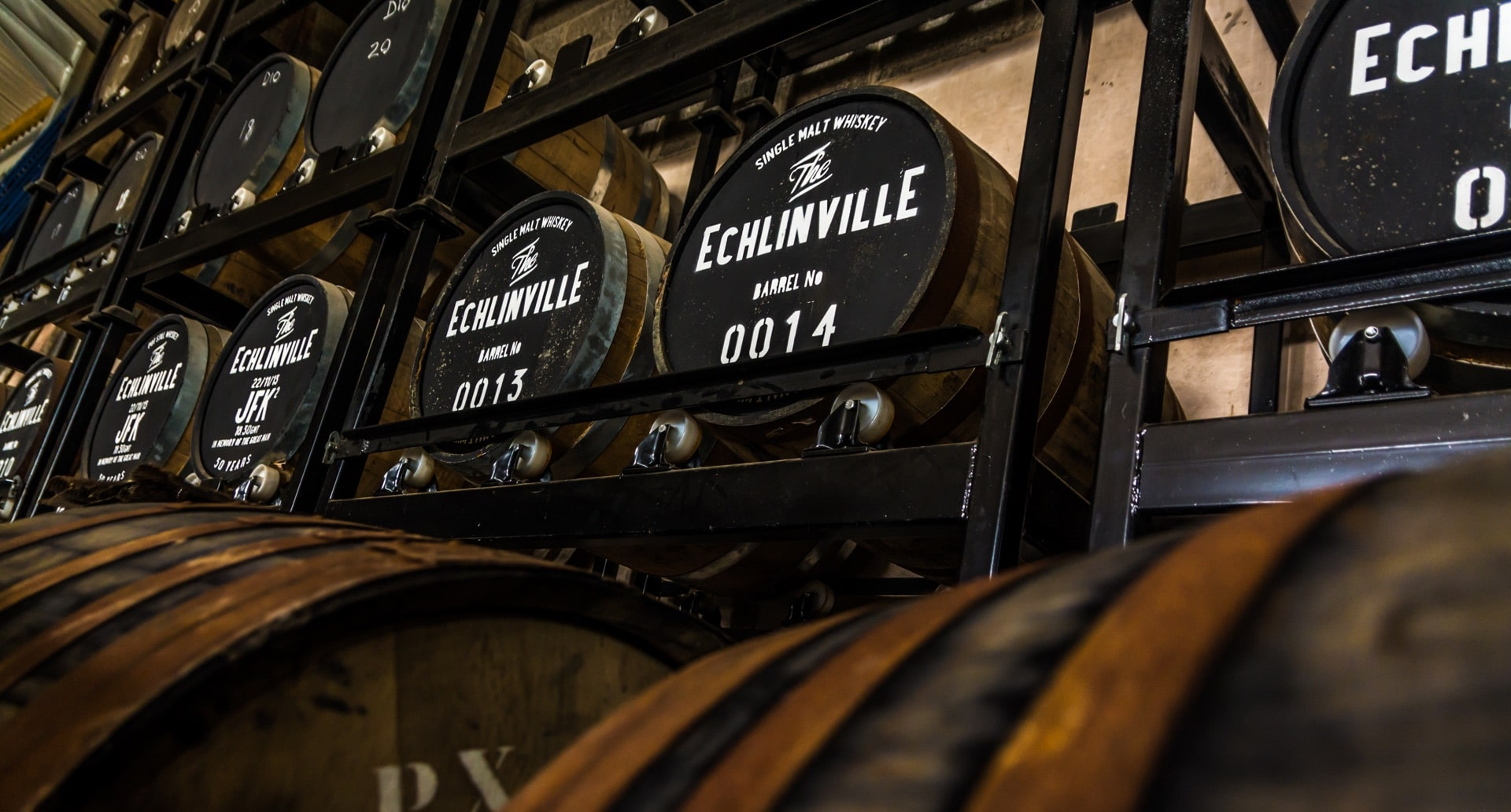 Time is running out to purchase your Patron's Promise cask of Echlinville Whiskey