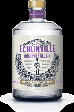 Echlinville Irish Pot Still Gin bottle image