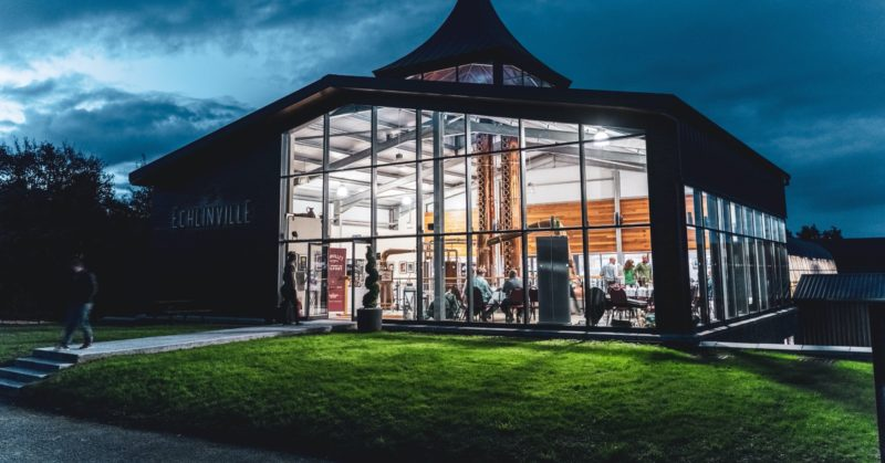 Distillery temporarily closed to the public