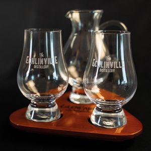 Echlinville Distillery Whiskey Flight Tray