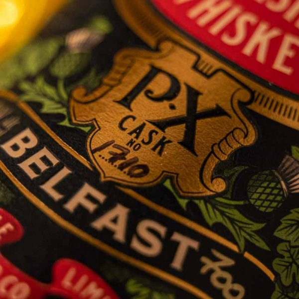 Dunville's Irish Whiskey unveils fourth PX Cask Strength release