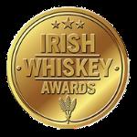 Irish Whiskey Awards 2018 Gold Medal logo