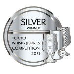 Tokyo Whiskey and Spirits Competition Silver Medal logo