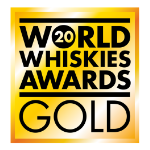 World Whiskies Awards 2020 Gold award logo