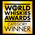 Irish Whiskey Awards 2018 Category WinnerLogo