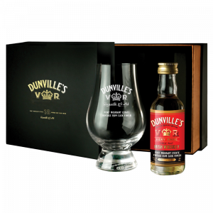 Dunville's 18 Year Old Rum Finish Gift Set