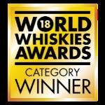 World Whiskies Awards 2018 Category Winner logo