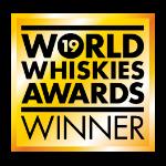 World Whiskies Awards Winner logo 2019