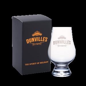 Dunville's Irish Whiskey Glass
