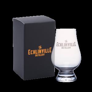 Echlinville Distillery Irish Whiskey Glass