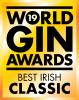 Best Irish Classic Gin World Gin Awards 2019 logo