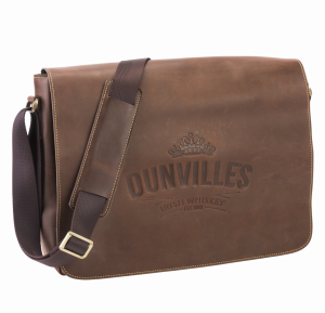 Dunville's Leather Satchel