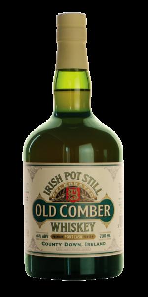 Old Comber Irish Whiskey bottle