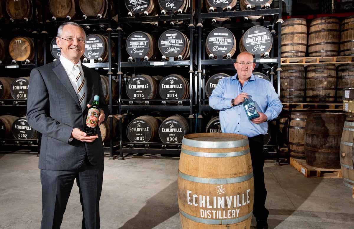 Echlinville Distillery to expand with £9m investment and 36 jobs