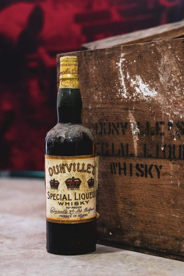 From The Vault: Original Dunville's Three Crowns Special Liqueur Whisky