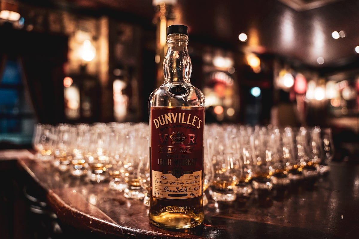 Video: Dunville's VR 18 Year Old Rum Finish Whiskey Launch