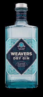 Weavers Irish Dry Gin Bottle