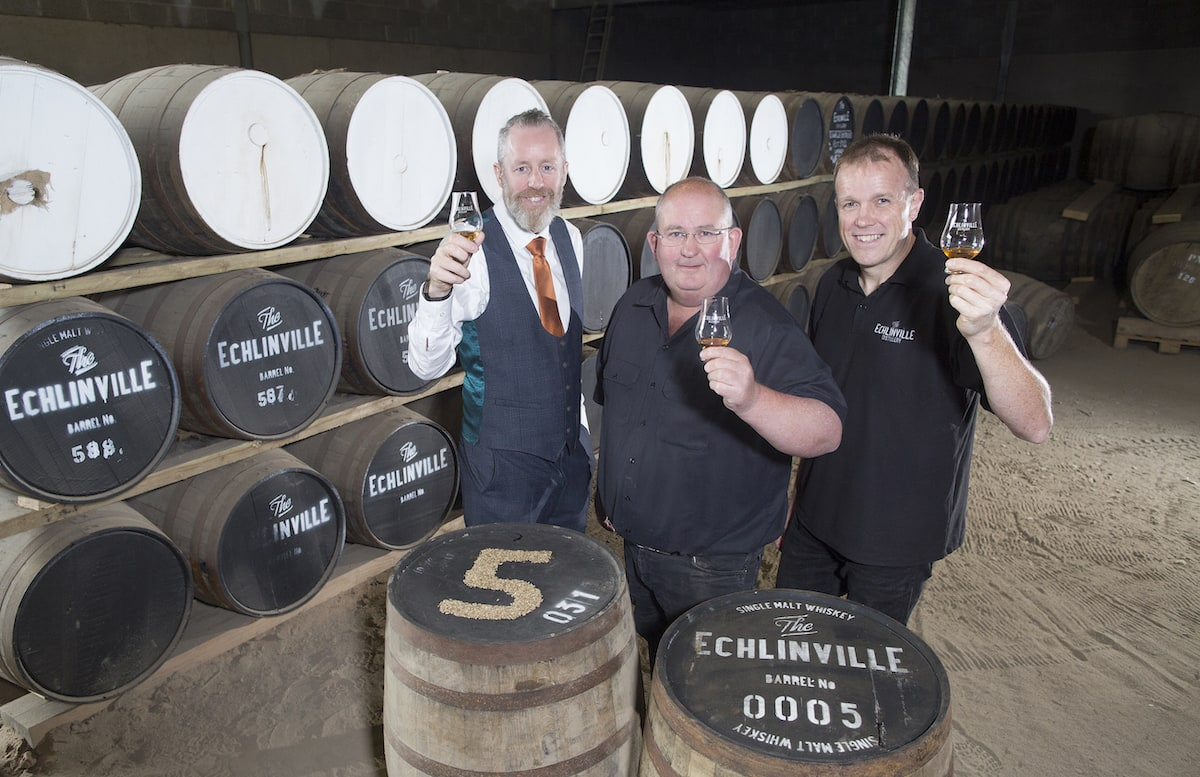 Echlinville raises a glass on its fifth birthday