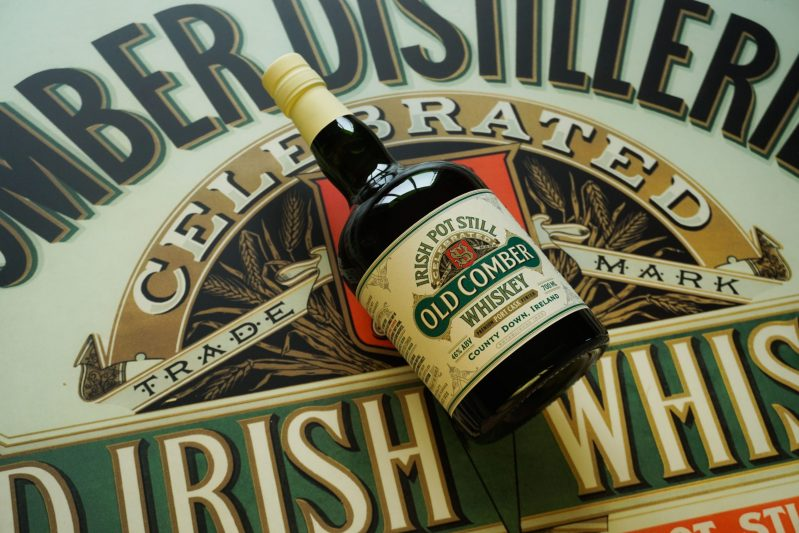 Old Comber Whiskey revived