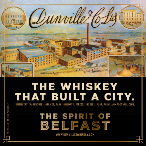 Echlinville welcomes Belfast Whiskey Week