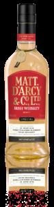Matt D'Arcy 10 Year Old Irish Whiskey